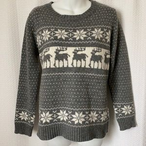 Pol Size M Nordic Sweater